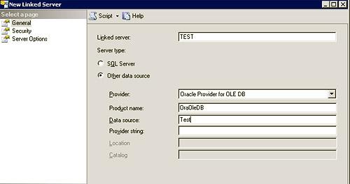 linked-server